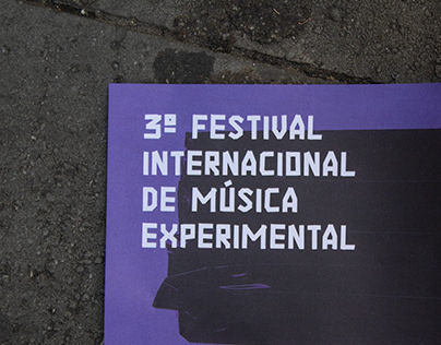3º FIME – Festival Internacional de Música Experimental