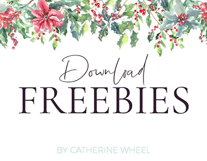 Download Freebie by Catherine Wheel Watercolor free