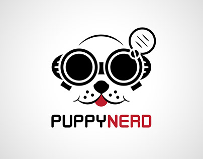 Logotype icon business pets creative branding логотип