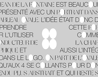 PROJET DESIGN & COM : Jean de La Fontaine