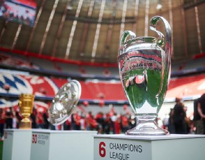2020 glorioso para el Bayern München