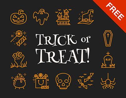 Halloween - FREE icons