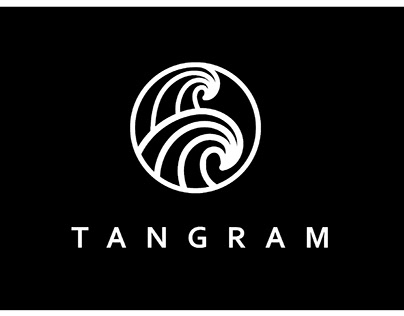 Tangram - Logo design