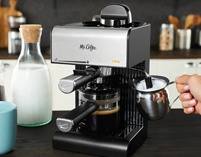 Mr. Coffee Espresso Machines