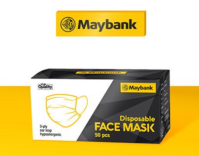 Maybank Face Mask