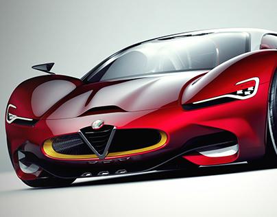 Alfa Romeo FURIA 2016 by Paul Breshke