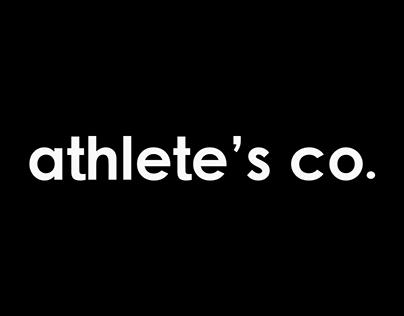 Athlete's co.//Social Media Posts