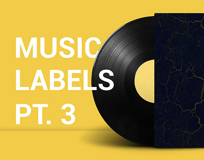 MUSIC LABELS PART. 3
