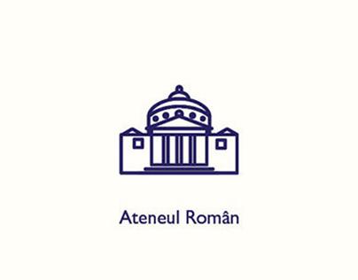 Bucharest Touristic Wayfinding