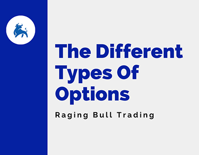The Different Types Of Options