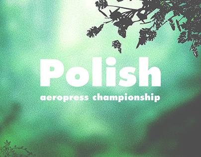 Polish Aeropress Championship 2017 Poster