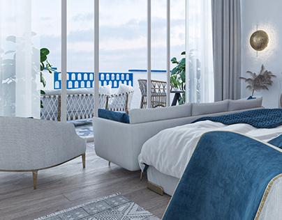 Santorini Bedroom
