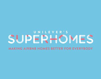 Unilever / Superhomes / Promo