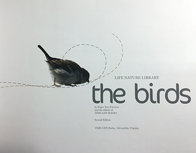 Time Life Book : The Birds