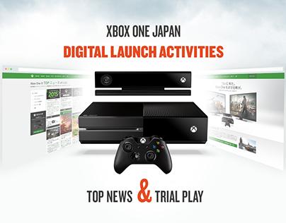Xbox One Japan: Digital Launch Activities