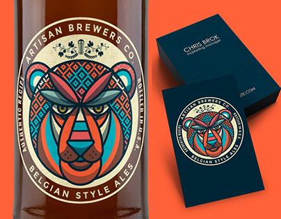 Lion Style || Brewery branding