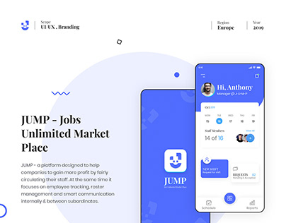 JUMP - Jobs Unlimited Market Place