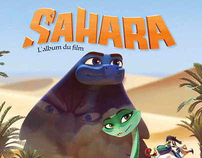 SAHARA - Animated movie