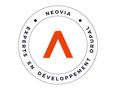 Neovia - creation d'une identité visuelle