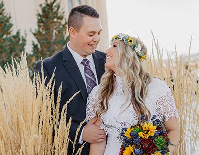 Austin + Savanah Wedding