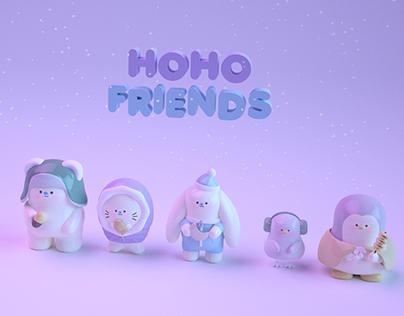 HOHO FRIENDS
