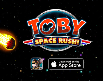 Toby Space Rush