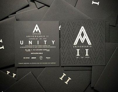AVALON - Aniversario II - UNITY