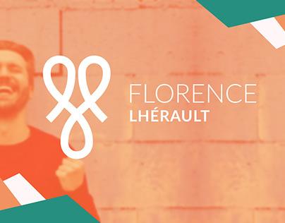 Identité Visuelle - Florence Lhérault