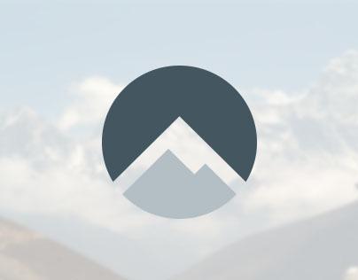 Landers logo design