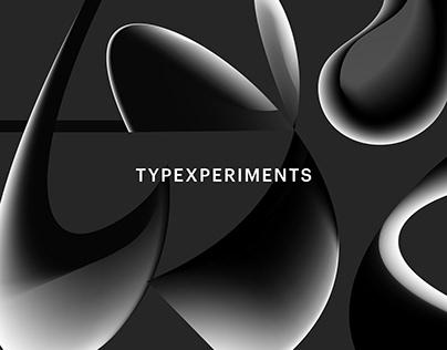 Type Experiments Vol. 02