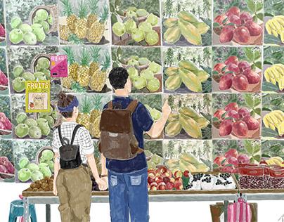 台灣愛情故事 TAIWAN LOVE STORY(3)-the exhibition only we know