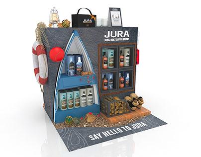 Jura Whisky Gondola HPP