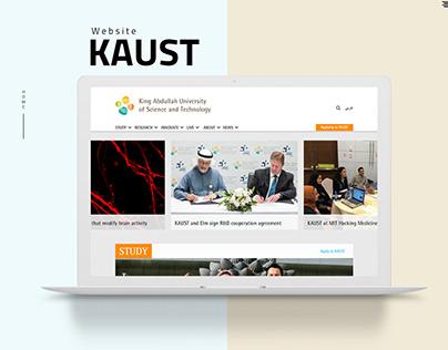 KAUST official website