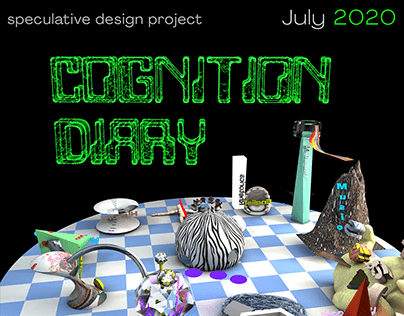 cognition diary // 2020