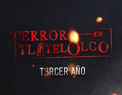 Video Terror en Tlatelolco