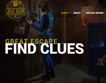 Great Escape | Solve Puzzles