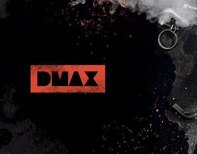 DMAX Channel Branding