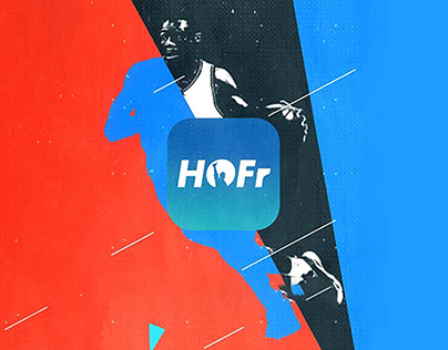 HOFr mobile app