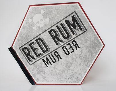 Red Rum Halloween