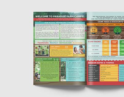 PFC   Camp Brochure