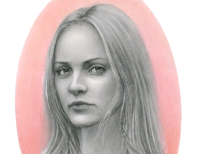 Personal artwork, portrait
