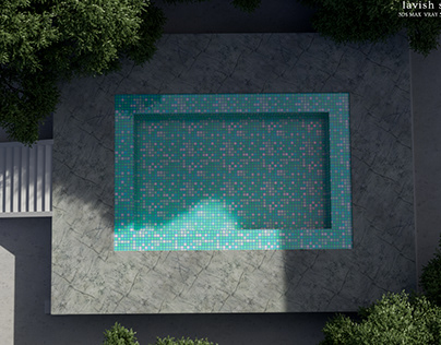 lavish swimming pool