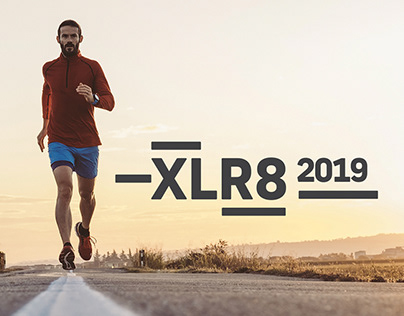 XLR8 Identity & Collateral