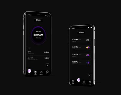 Clock | Alarm