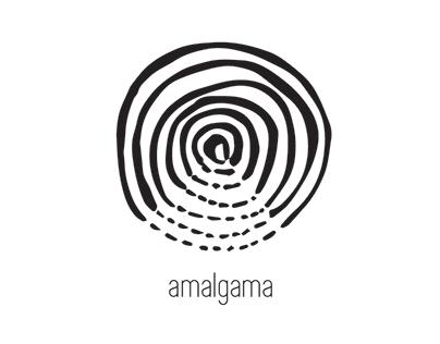 Tarjetas de presentación para Amalgama