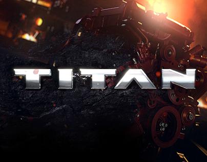 Titan Reveal Teaser