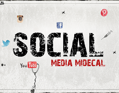 Creative Social Media for Medical