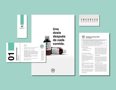 Special edition Alambique de Santa Marta