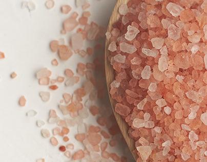 Product Shoot - Salt Factory