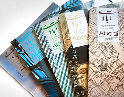 ABADI Magazine Design